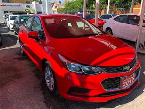 Chevrolet Cruze 1.4t Ls Tm5 2017 Credito Recibo Auto Financi