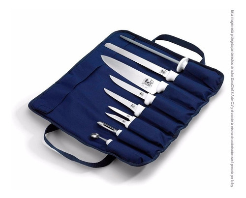 Set Cuchillos Profesional Tramontina Envío Gratis