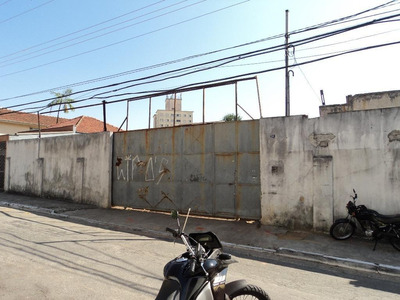 Terreno Em Mooca, São Paulo/sp De 0m² À Venda Por R$ 4.000.000,00 - Te236924