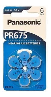 Panasonic Baterías De Audífonos Zinc Air