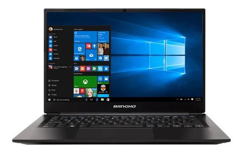 Notebook Bangho 14 Core I3 8gb 240gb Ssd Max L4 I3 Win 10 H