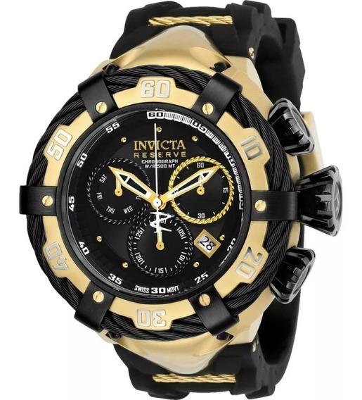 Relógio Xd8787 Invicta Thunderbolt 21367 Lançamento + Caixa