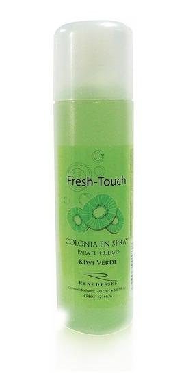 Colonia En Spray P/cuerpo Kiwi-verde 150 Gr C/u