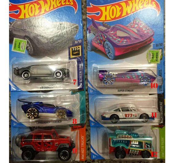 Autitos X 1 Hot Wheels Original Mattel - Sharif Express