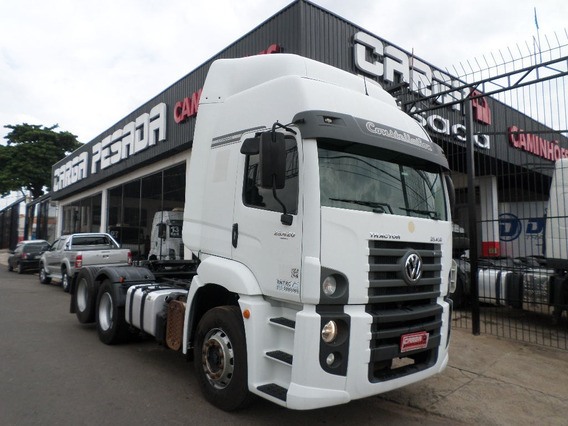 Vw 25420 6x2 Constellation 2015 Volvo Fh 440 420 400 Trucado