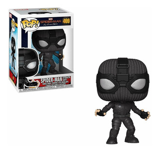 Funko Pop Spider-man Far From Home Stealth Suit