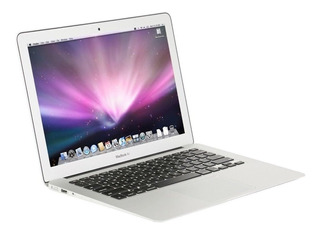 Notebook Apple Macbook Air I5 8gb 128 Ssd 13.3 Hd Selladas