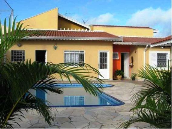 Casa Residencial À Venda, Condominio Botanico Mil, São Pedro. - Ca0354