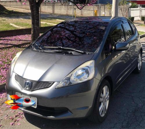 Imagem 1 de 3 de Honda Fit 2011 1.5 Ex Flex Aut. 5p