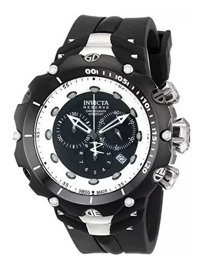 Invicta Reserve Venom Ii Suíço Chronograph Mens Watch 11708