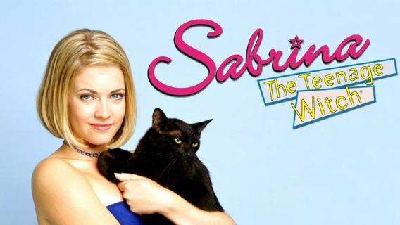 Sabrina La Bruja Adolescente Hd Serie Completa