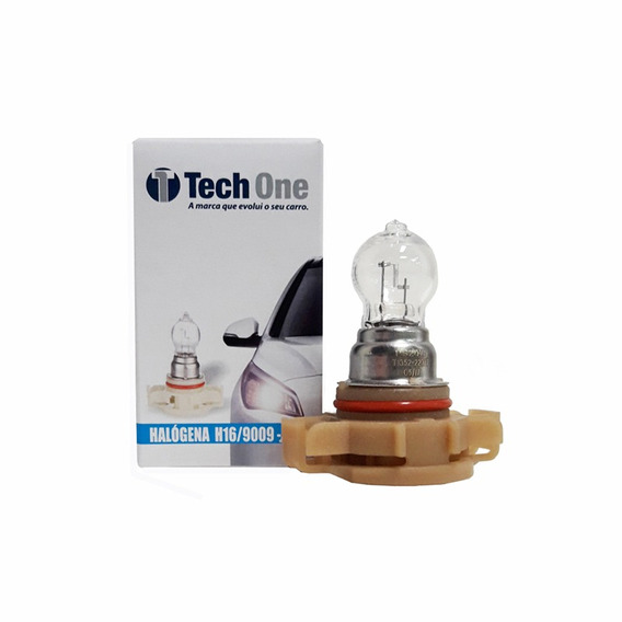 Lamp. Halogena H16 12v 24w - Techone