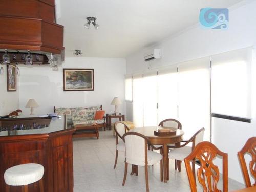 Imagem 1 de 30 de Apartamento À Venda, Praia Da Enseada, Guarujá. - Ap4444