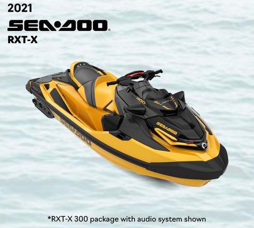 Jet Sea Doo Modelo Rxt-x 300hp Som Zero 2021
