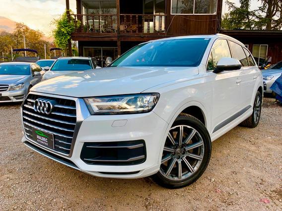 Audi Q7 2.0 Turbo Linea Nueva Tres Corridas De Asientos