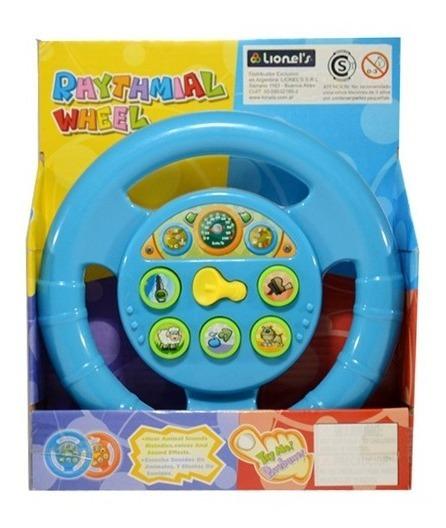 Volante Ritmico Kydos Lionels Rhythmial Steering Wheel