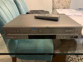 Dvd E Video Cassete Integrados Samsung Dvd+vcr Dvd-v2000