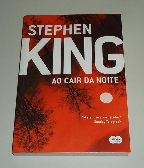 Livro: Ao Cair Da Noite - Stephen King