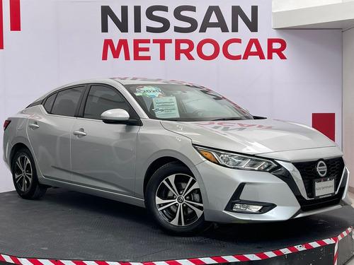 Imagen 1 de 15 de Nissan Sentra Advance Cvt 2020