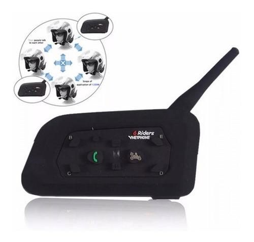 Intercomunicador Moto Casco Raiders Original Bluetooth 1.2 K
