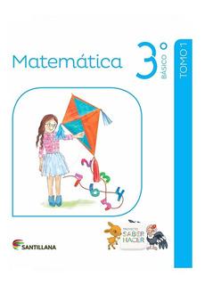 Matemática 3 Básico Saber Hacer
