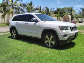 Grand Cherokee 5.7 Ltd. Lujo V8 4x4 At Blindada N V 2015
