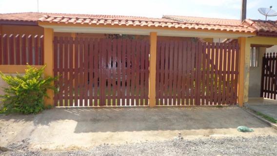 Linda Casa No Jardim Guacyra, Em Itanhaém, Cod.2765