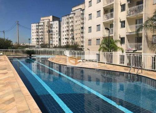 Imagem 1 de 30 de Apartamento Com 2 Dormitórios À Venda, 63 M² Por R$ 310.000,00 - Parque Brasília - Campinas/sp - Ap8135