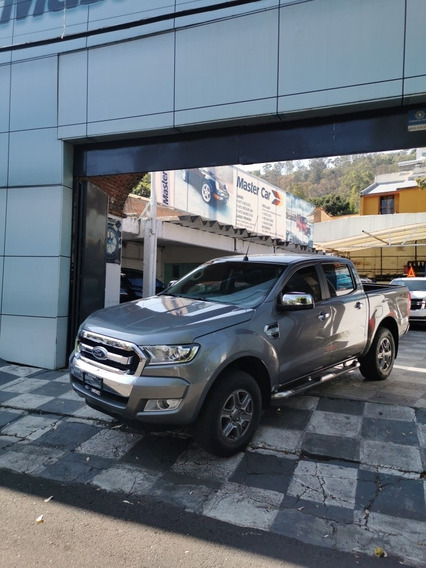 Ford Ranger 3.2 Xlt Diésel Cabina Doble 4x4 At 2019
