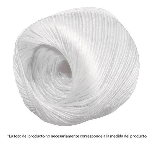 Rafia 2.2 G/m  4.5 Kg Blanca 45037