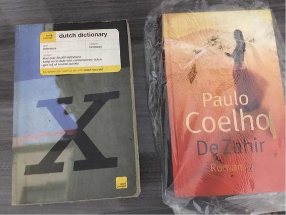 O Zahir Em Holandês E 1 Dicionário