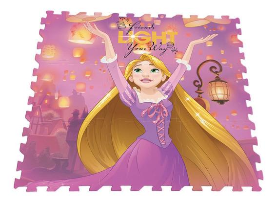 Disney Tapete Eva Baby Princesas Brincar - Bebês 1 A 5 Anos