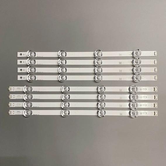 Barras De Led Tv LG 42lb5500 42lb5600 42lb5800 Aluminio