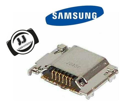 Conector Pin De Carga Samsung Galaxy S3 I9300 I747 I9305