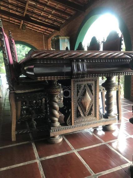 Chácara Com 7 Dormitórios À Venda, 5068 M² Por R$ 1.600.000 - Embratel - Morungaba/sp - Ch0227