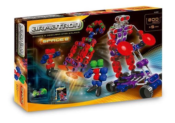 Armatron Space 200 Piezas 01-0762
