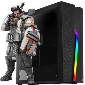 Pc Cpu Gamer I5 8400 8gb Ddr4 Ssd 240gb Fonte 500w 80 Plus