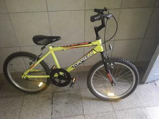Bicicleta Tomaselli Kids Rodado 16