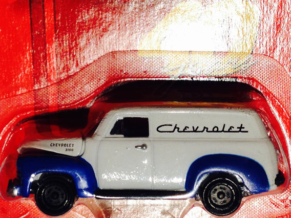 Johnny Lightning 40 Years ´50 Chevy Panel Delivery Cerrado