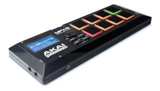 Controlador Usb Sampler Sd Akai Mpx-8 - 8 Pads - Entrada Sd