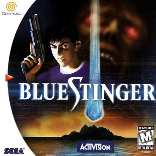 Blue Stinger - Dreamcast E Pc