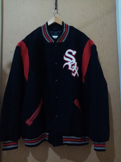 Jacket Mitchell And Ness Sox