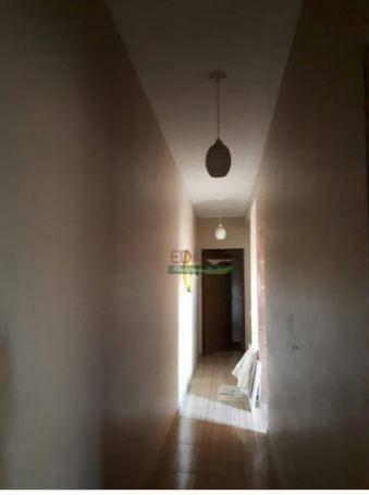 Imagem 1 de 6 de Sobrado Com 3 Dormitórios À Venda, 260 M² Por R$ 330.000,00 - Residencial Armando Moreira Righi - São José Dos Campos/sp - So0301