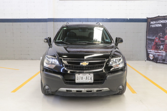 Chevrolet Captiva 2015 2.4 Ls Sport At