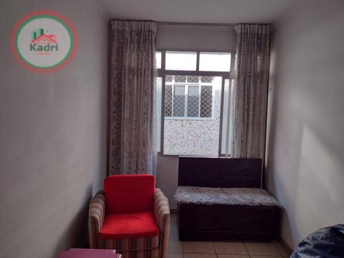 Belíssimo Apartamento No Canto Do Forte 300 Metros Da Praia - Ap4744