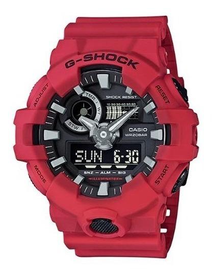 Relógio Casio G Shock Ga700-4adr. Original. Leia O Anúncio