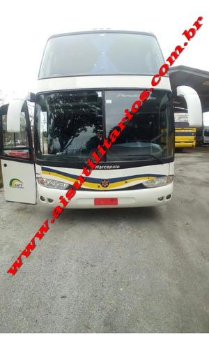 Imagem 1 de 13 de Marcopolo Dd 1800 4 Eixos Scania Ligue E Confira! Ref.160