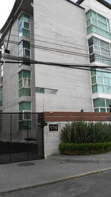 Departamento Amplio, Bien Ubicado, Sur Ciudad De Mexico