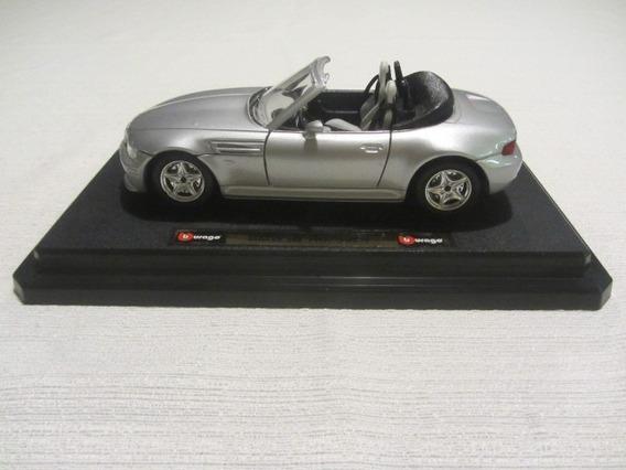 Miniatura Burago Bmw M Roadster - 1/24