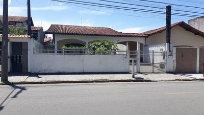 (ref: 5191) Casa Com Edicula- Peruíbe/sp - Jd. Ribamar